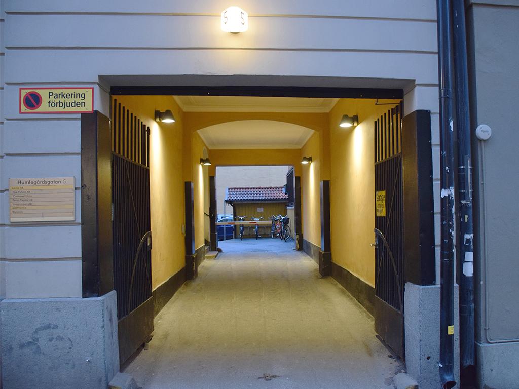 Humlegardsgatan