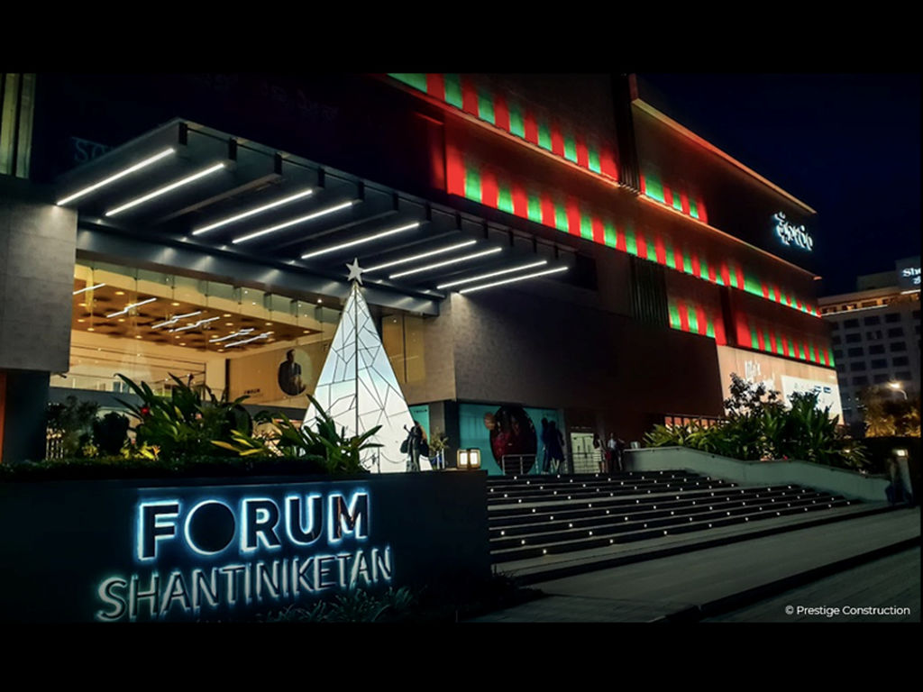 Forum Shantiniketan Mall