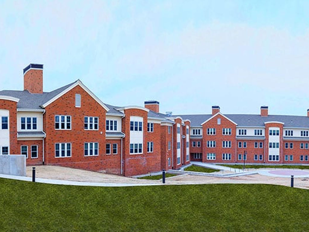 Mercy College Hudson Hall