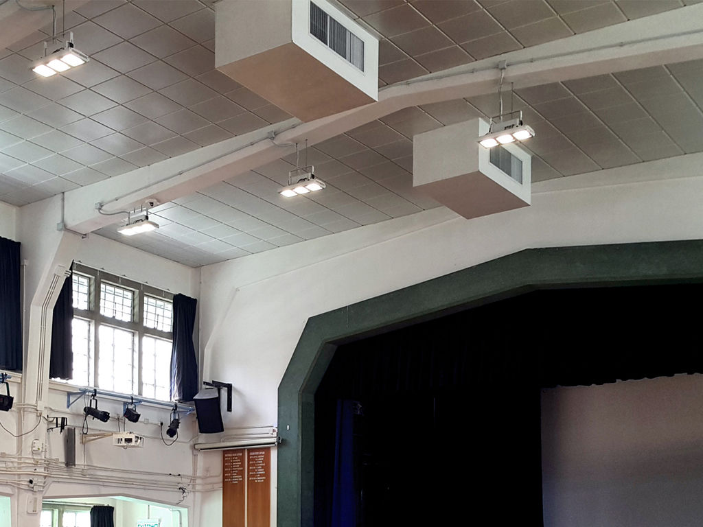 KGV School Assembly Hall