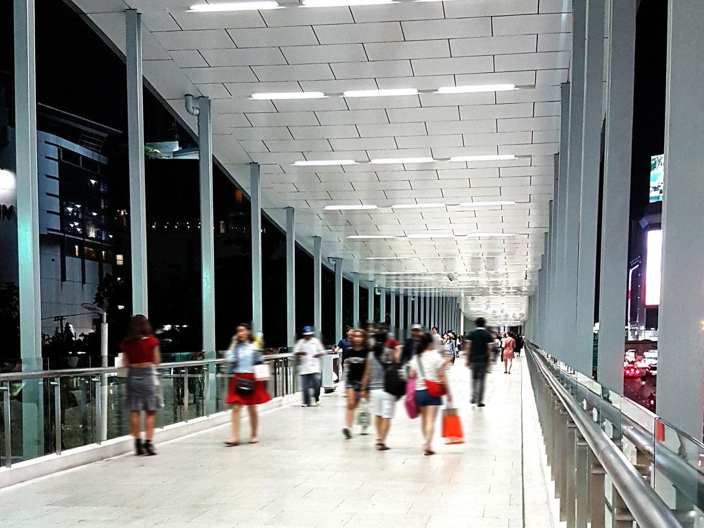 Bangkok Skyline CentralWorld