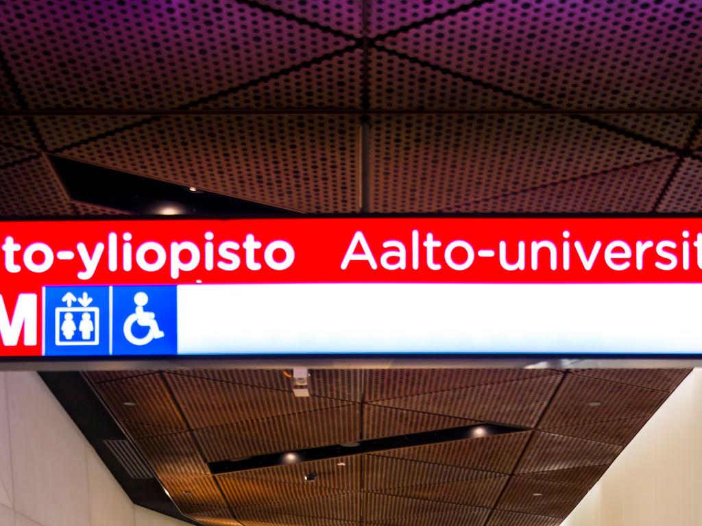 The Helsinki metropolitan