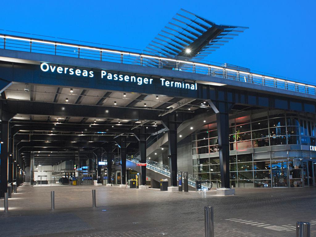 International Ferry Terminal