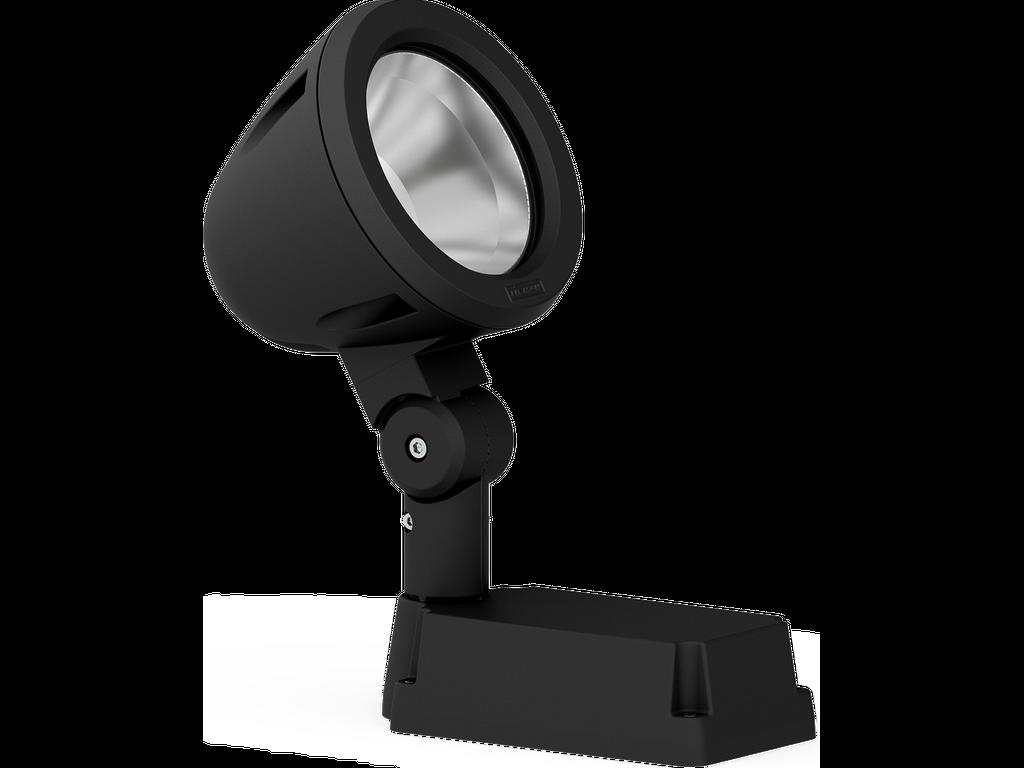 Projectors' floodlights and column projectors