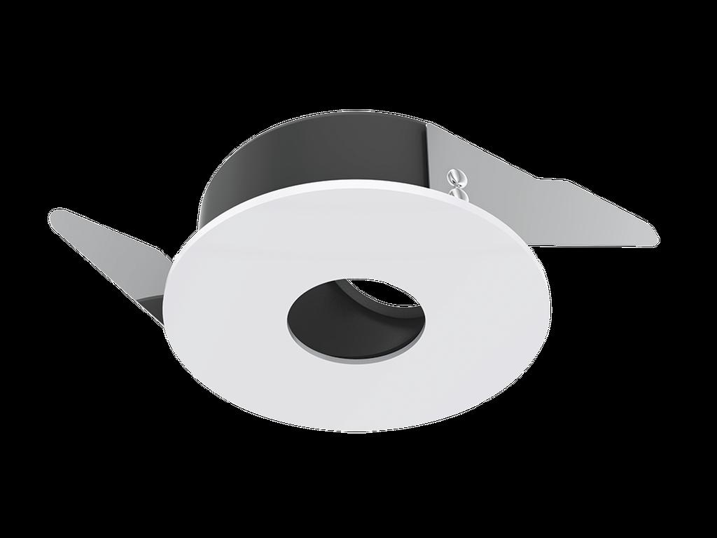 Trim - Pin hole IP44 - White