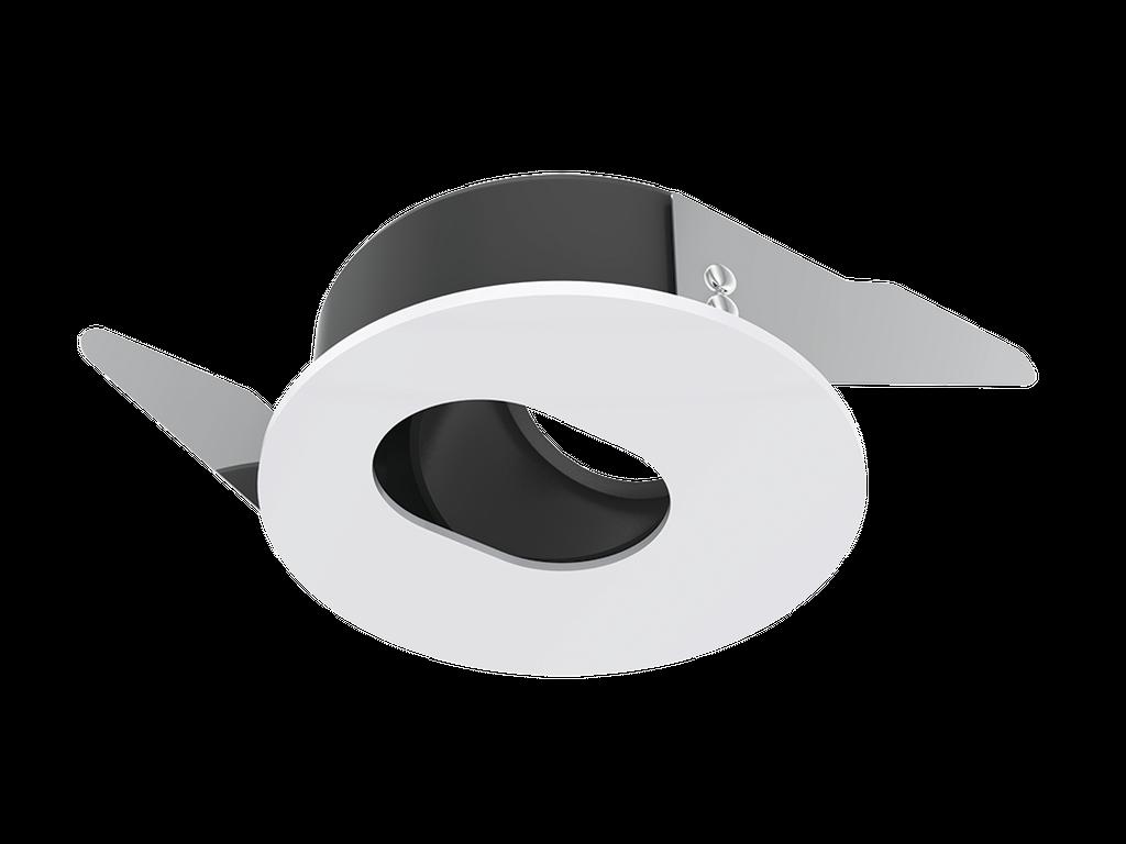 Trim - Key hole IP44 - White