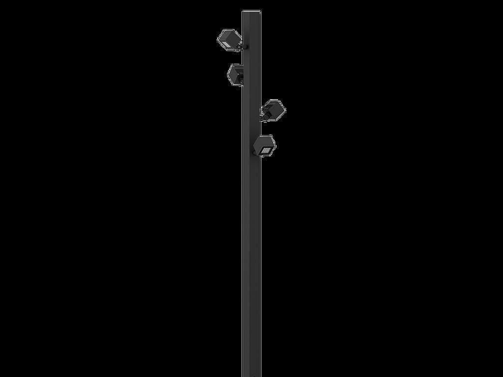 Proyectores proyectores y proyectores de columna