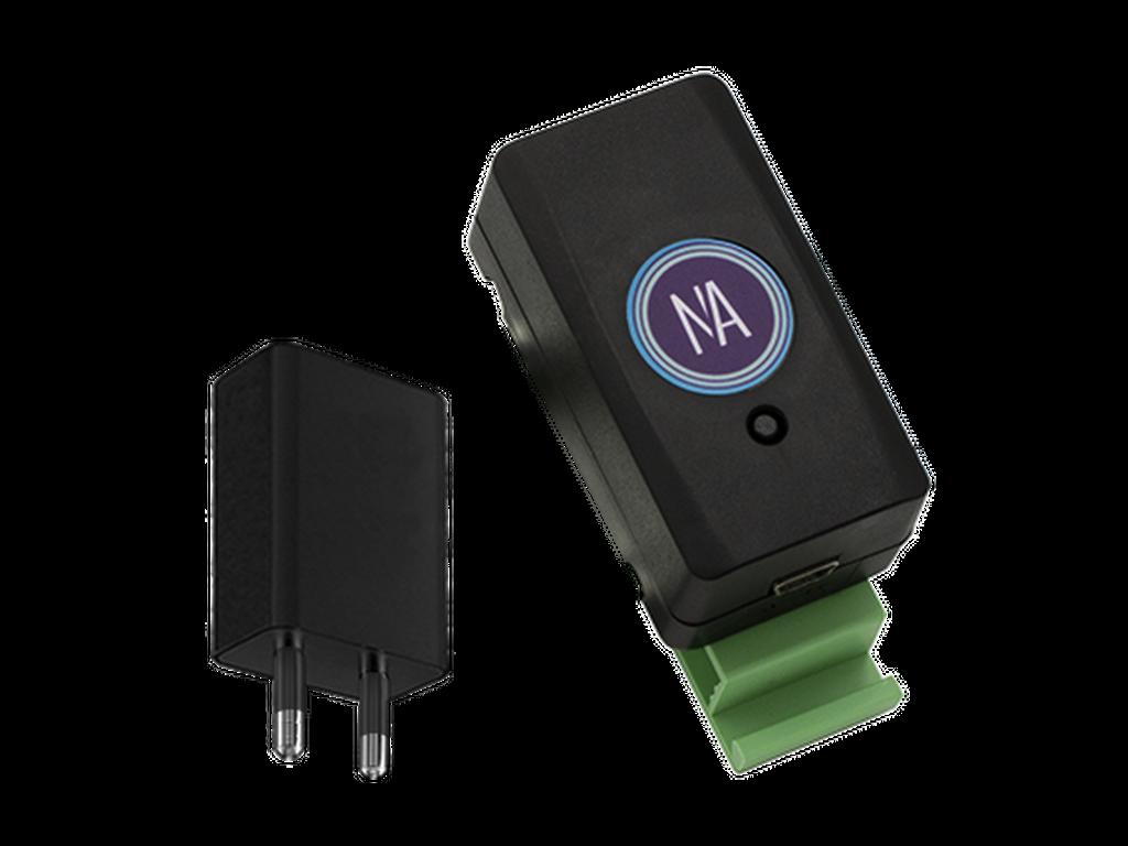 Nicolaudie - DINA-DR MICRO DMX lighting controller & Power adapter
