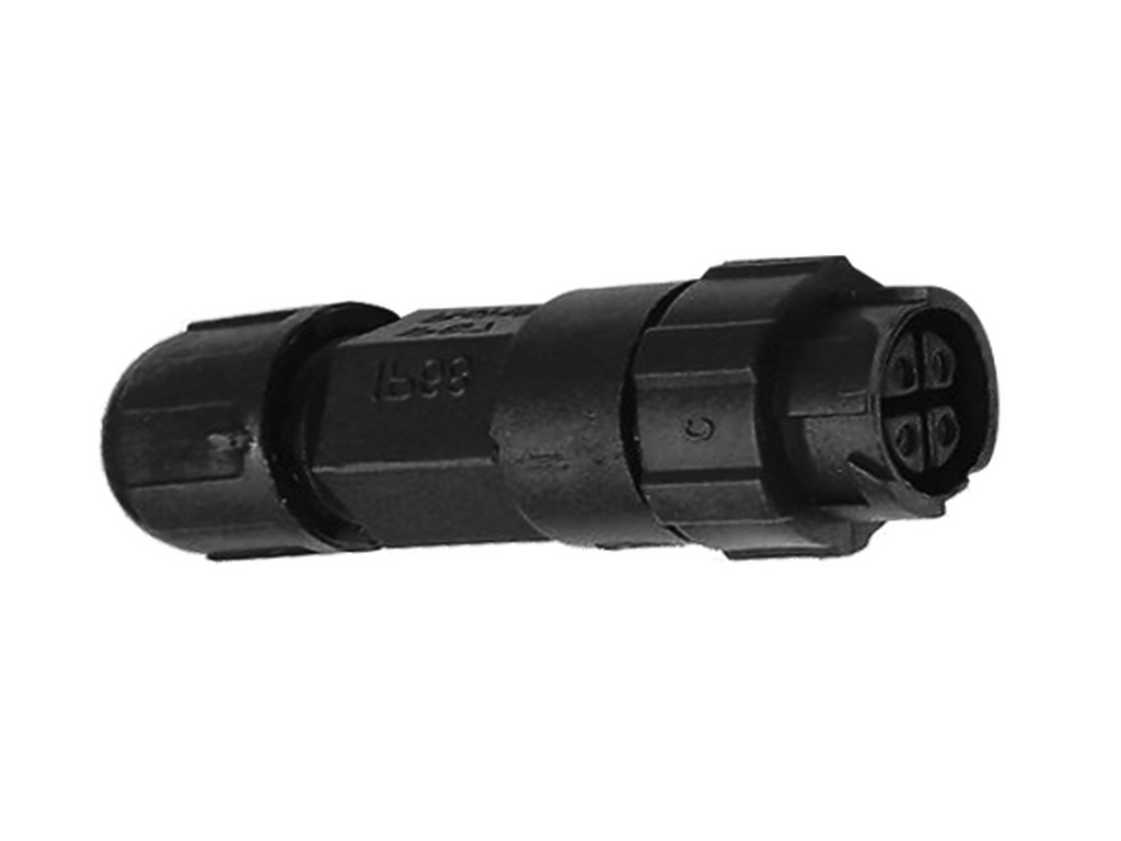 Connector IP67 Female 4 Pin Signal