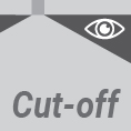Cut-off 80° - Downlight