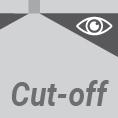 Cut-off 80° - Downlight