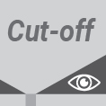 Cut-off 80° - Uplight