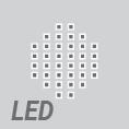 LIGMAN's low-power LEDs circular or linear module