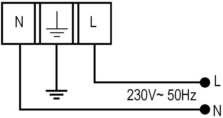 PLAFÓN LED 12W CON DETECTOR DE MOVIMIENTO HF – DM HF1 PL1 - Esquema de instalación - Dinuy