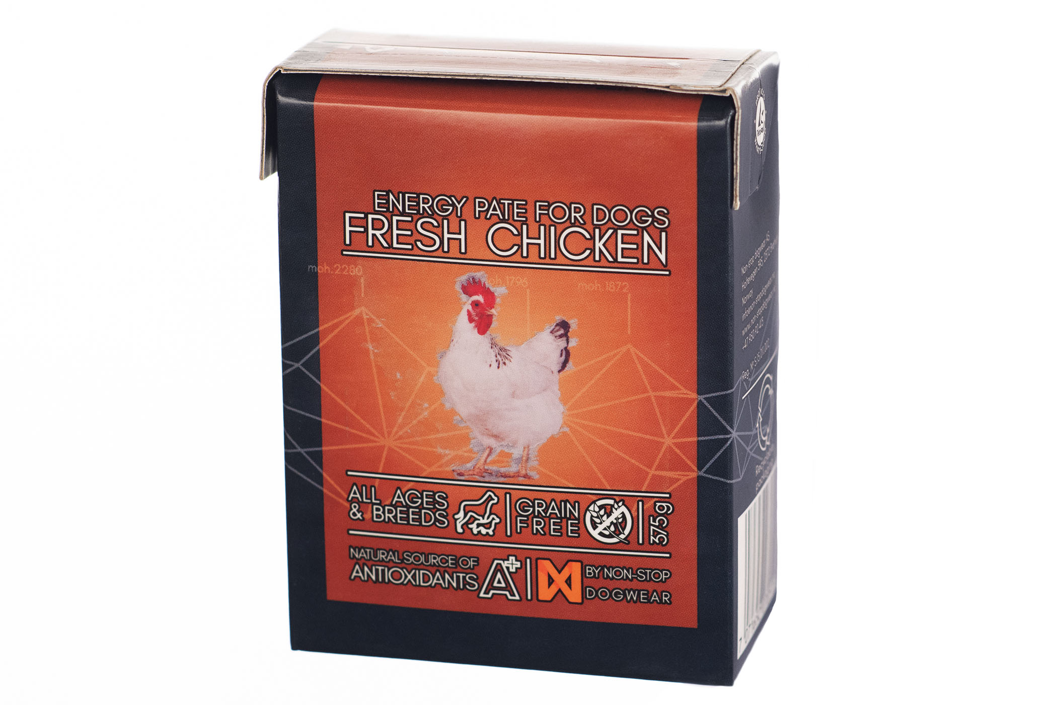 Energy Pâté Fresh Chicken