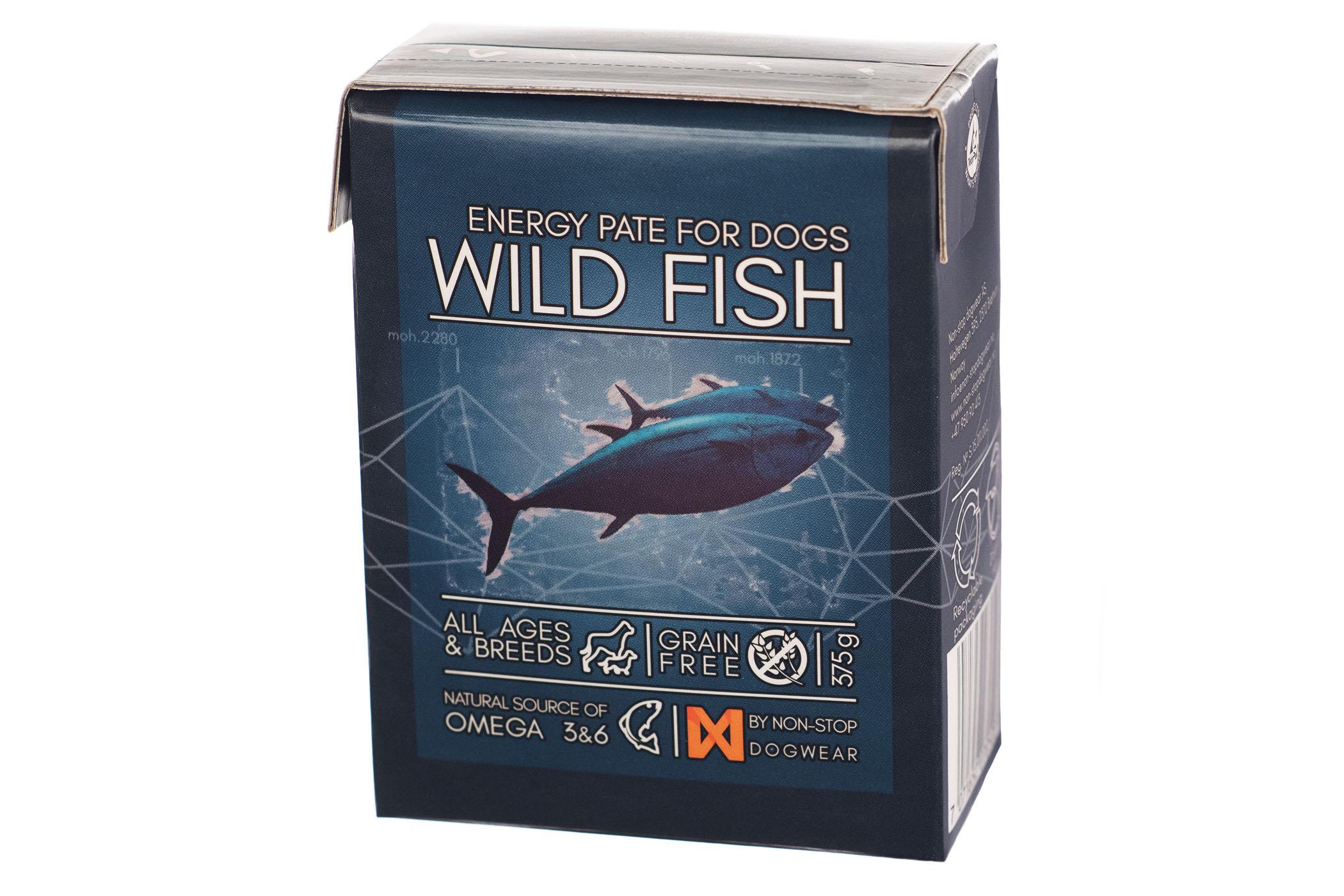Energy Pâté Wild Fish