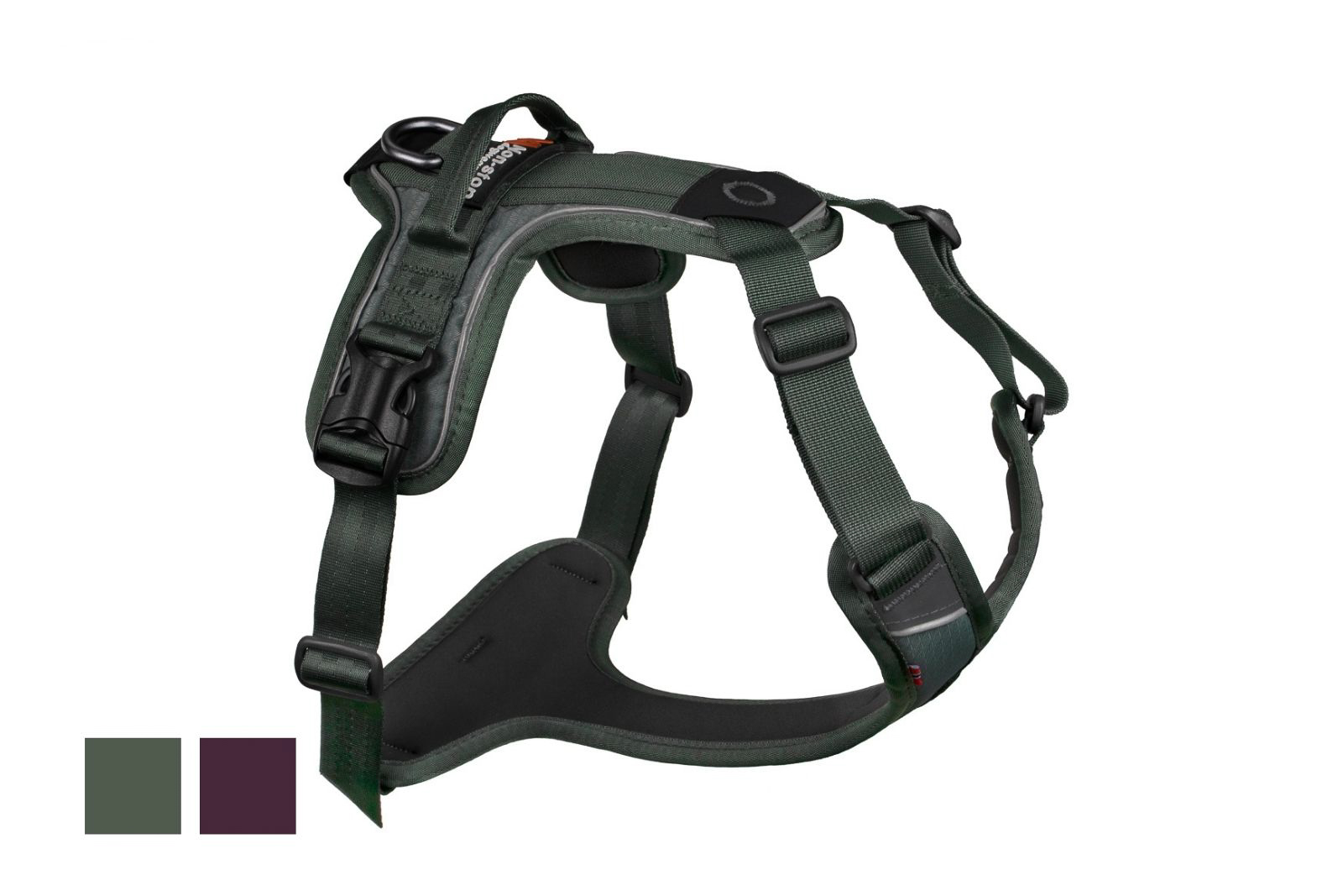 Ramble harness