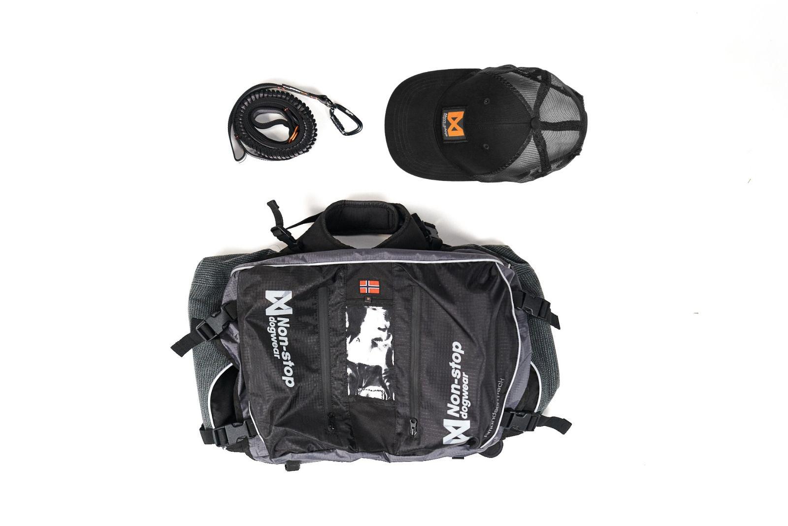 Dog backpacking kit