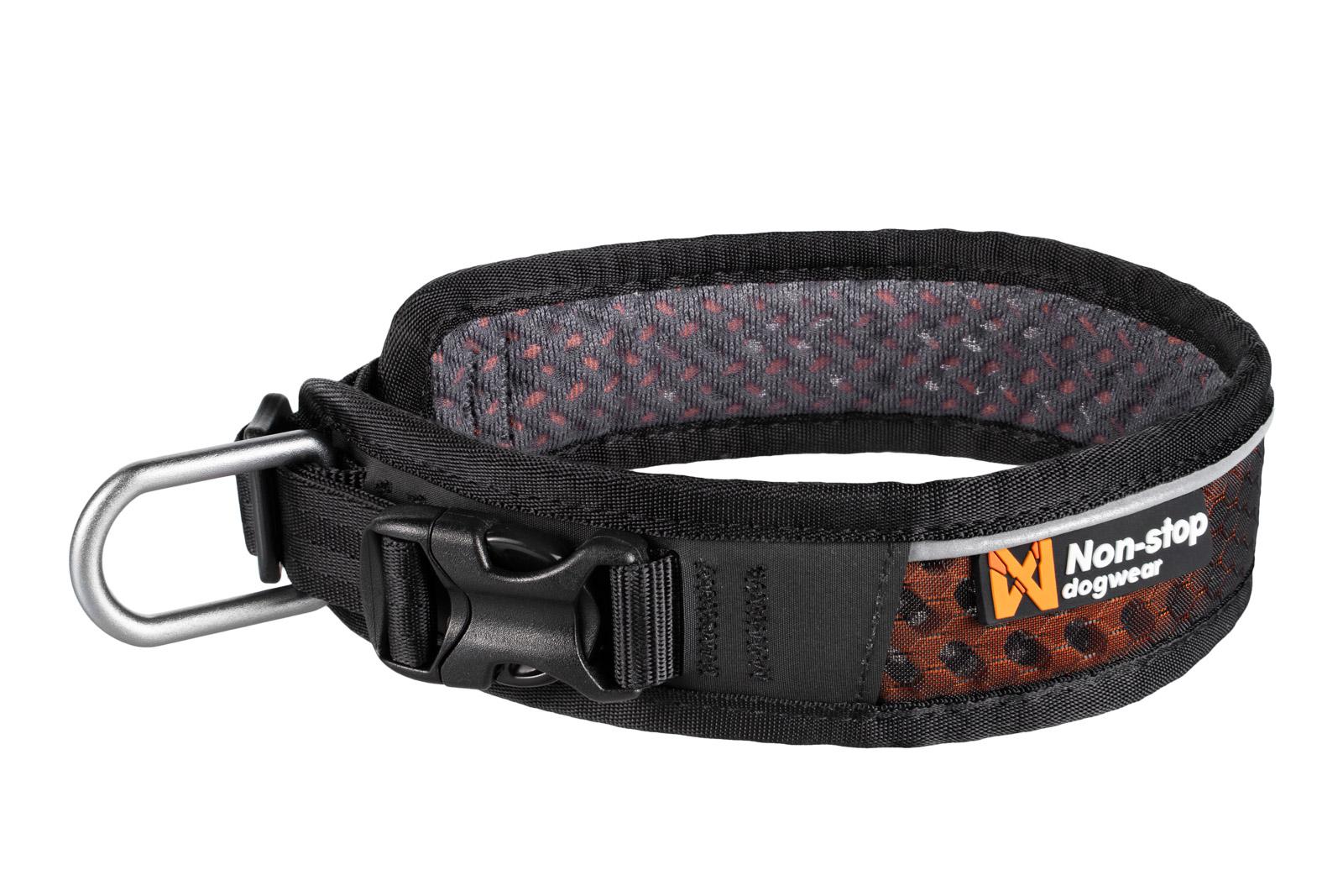 Rock adjustable collar
