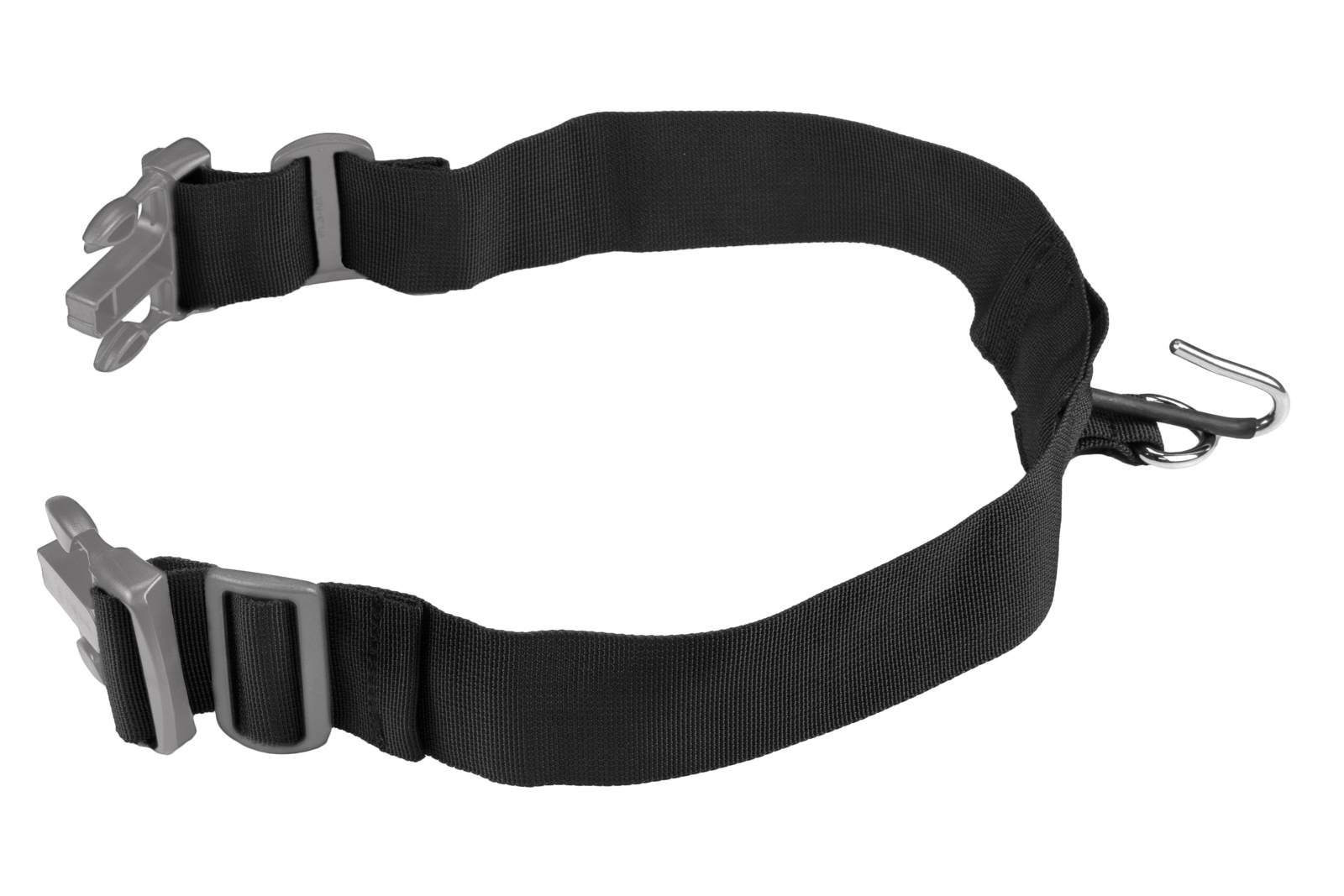 Trekking belt front piece
