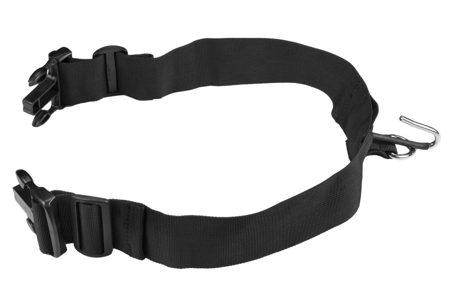 Trekking belt front piece