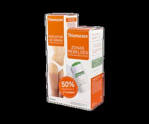 Thiomucase kit duplo cream/stick