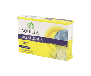 Aquilea Melatonina 1.95 Mg 30 Comp