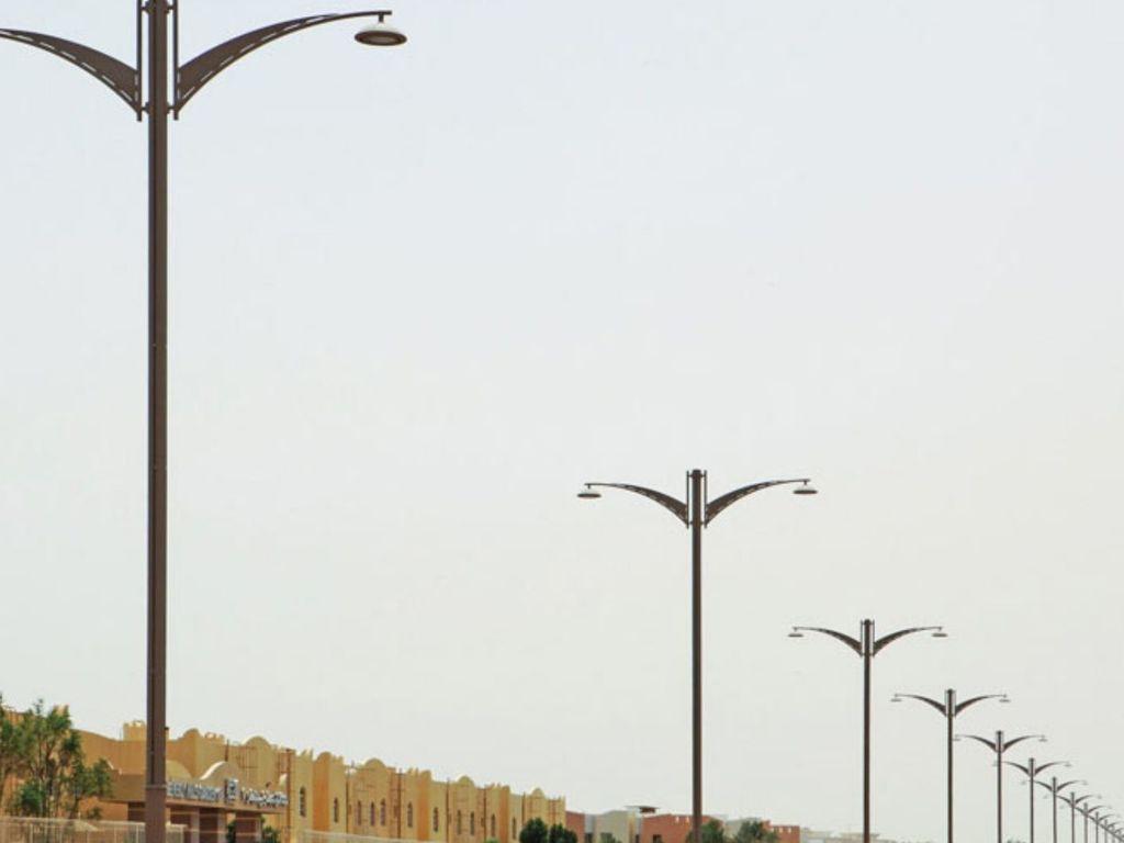 Al Waab Şehir Yolu Projesi