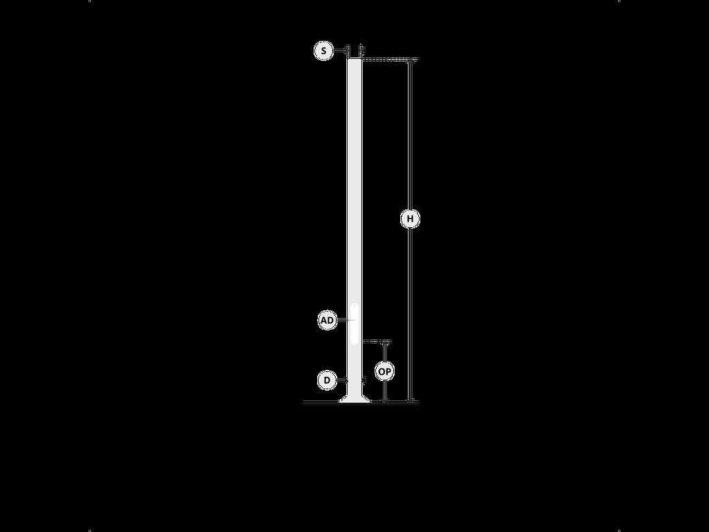 Ø165 mm diameter