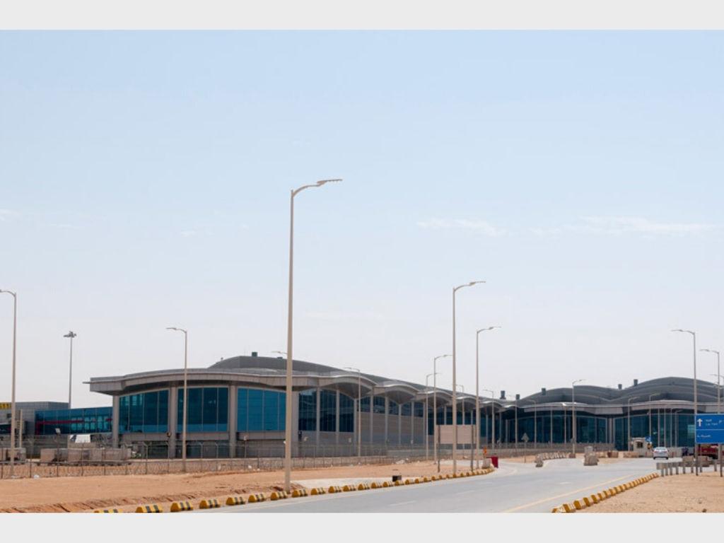 King Khalid Uluslararası Havalimanı