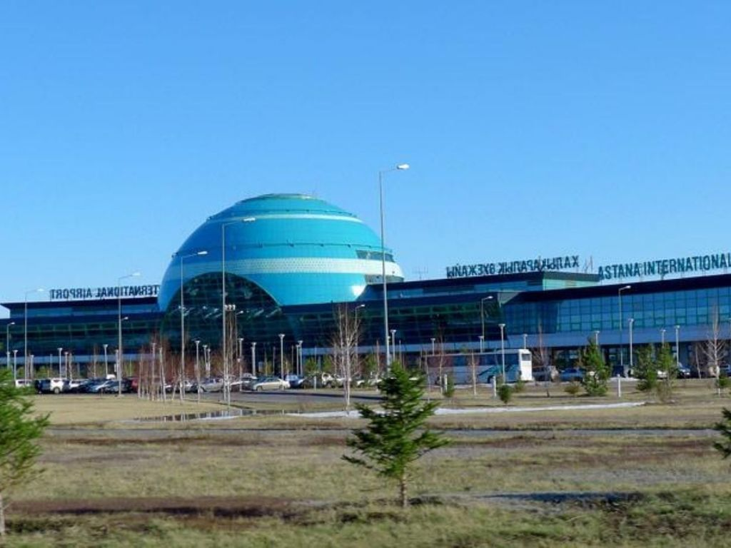 Astana Hava Limanı