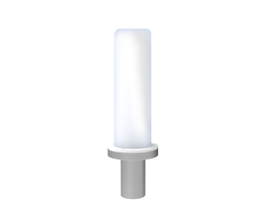 LED caps for pole top  (Circular)