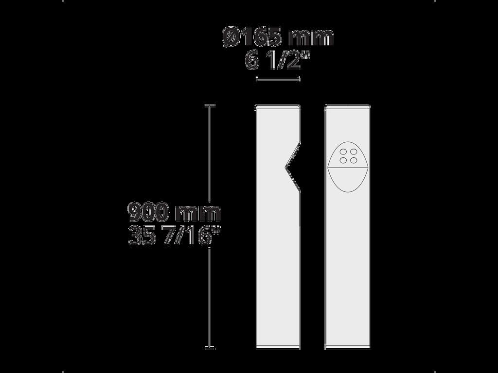 VESTA S L 4 LED