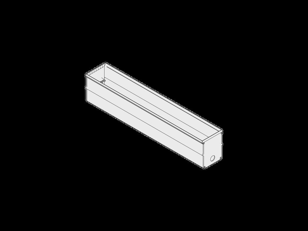 Aluminium sleeve for ZETA 8 DYNO / MOLTO 4 HYBRID