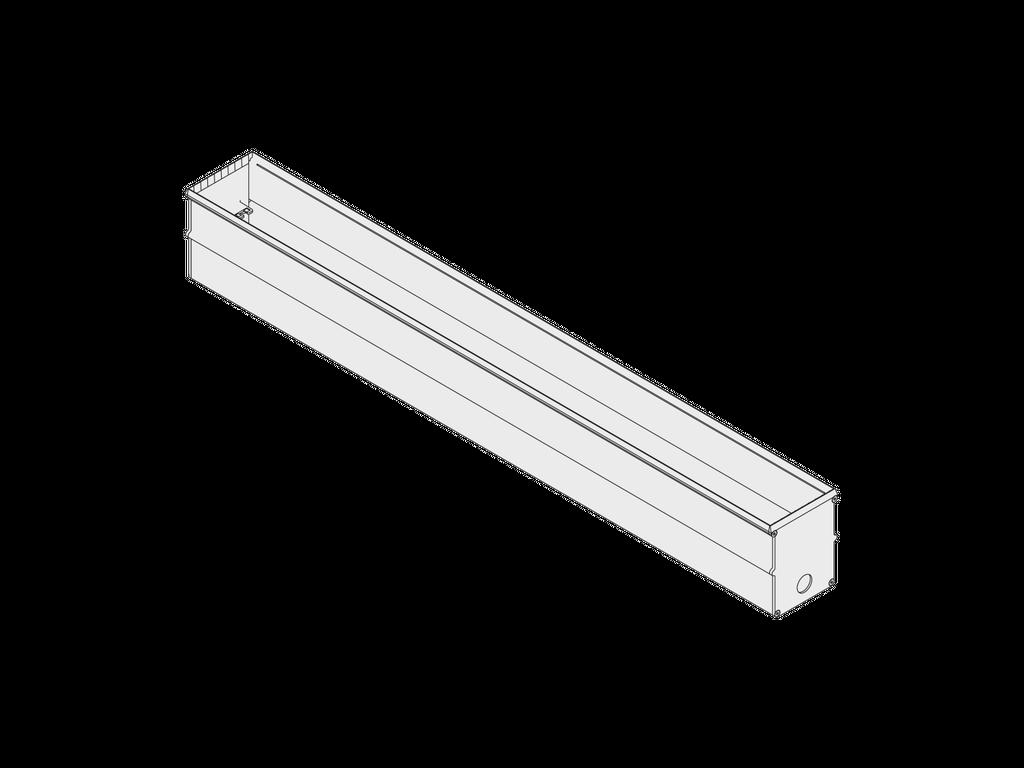 Aluminium sleeve for ZETA 12 DYNO / MOLTO 6 HYBRID