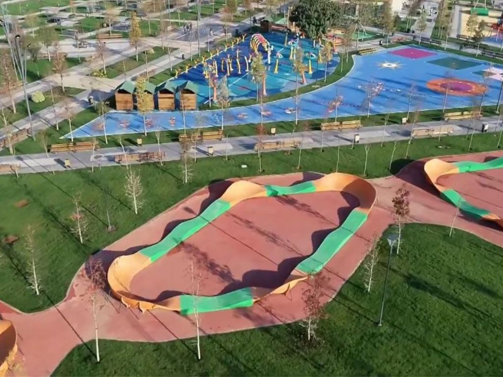 Hasan Celal Güzel Public Garden