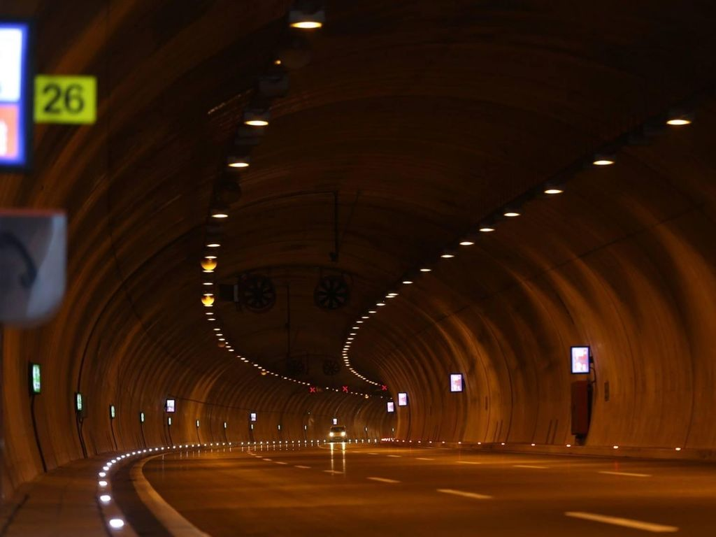 Orhangazi Tuneli