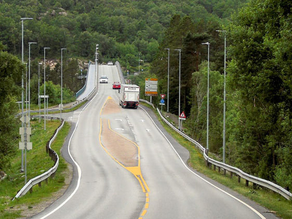 Egersund City Road