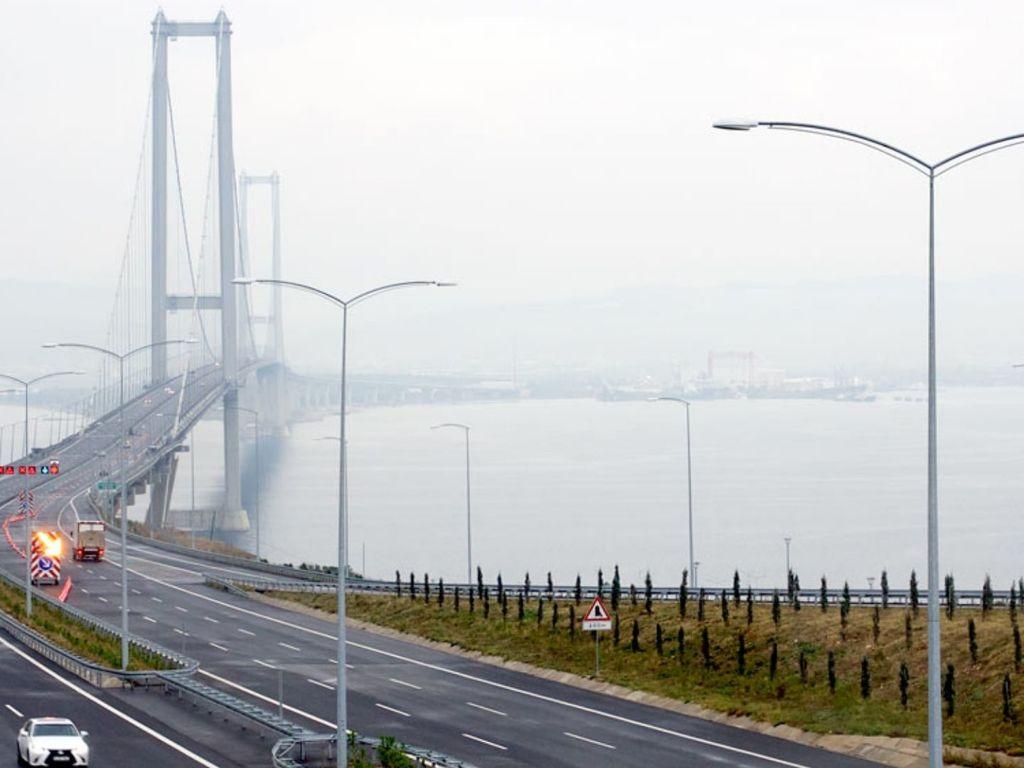 İstanbul Osmangazi Köprüsü