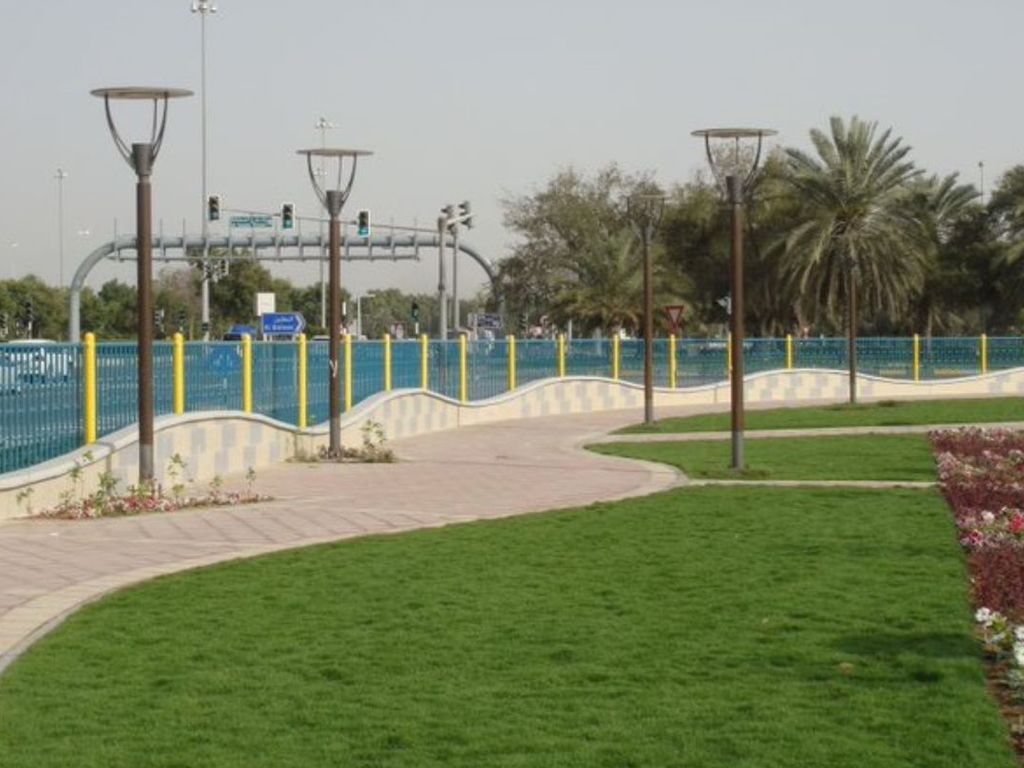Abu Dhabi Park Project