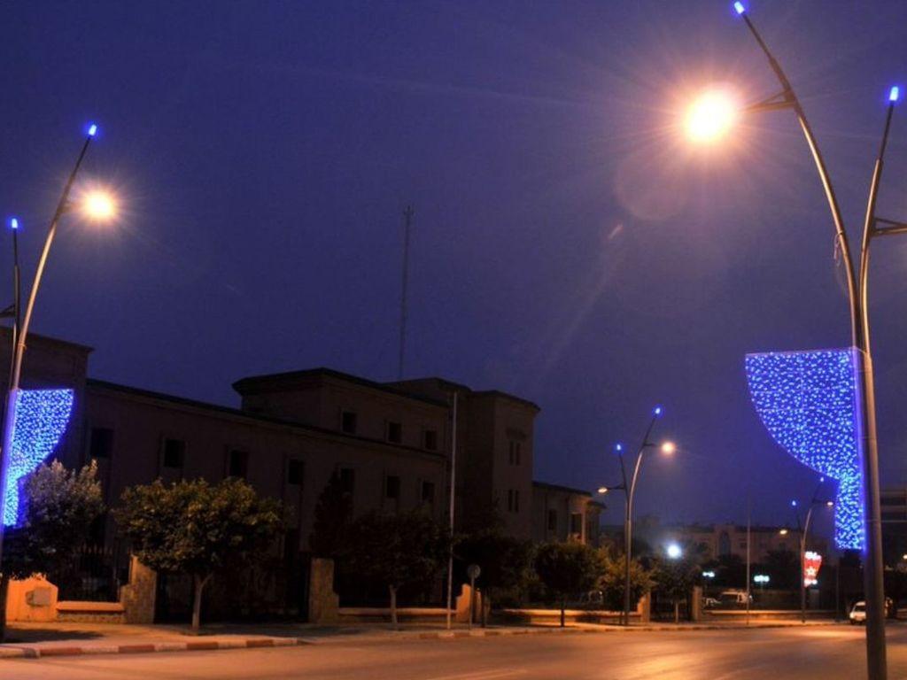Marrakech Road Light