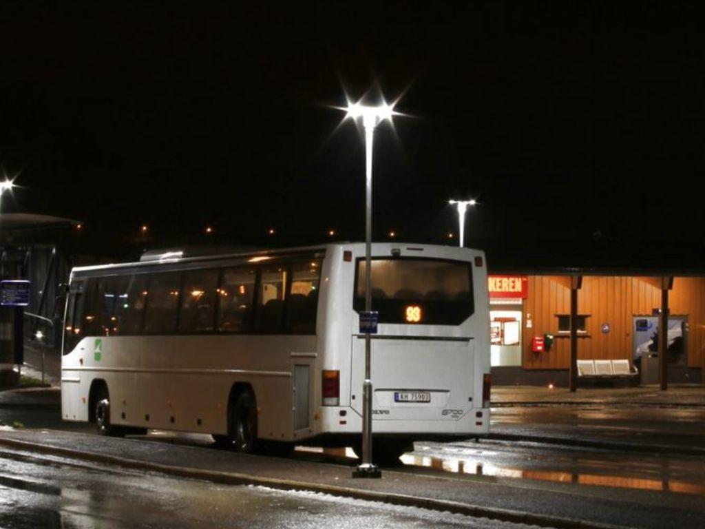 Sandnes Bus Station