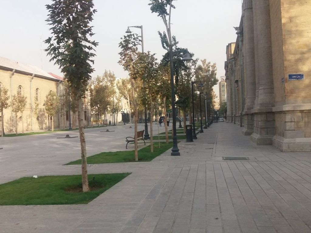 Meydan Mashgh Tehran