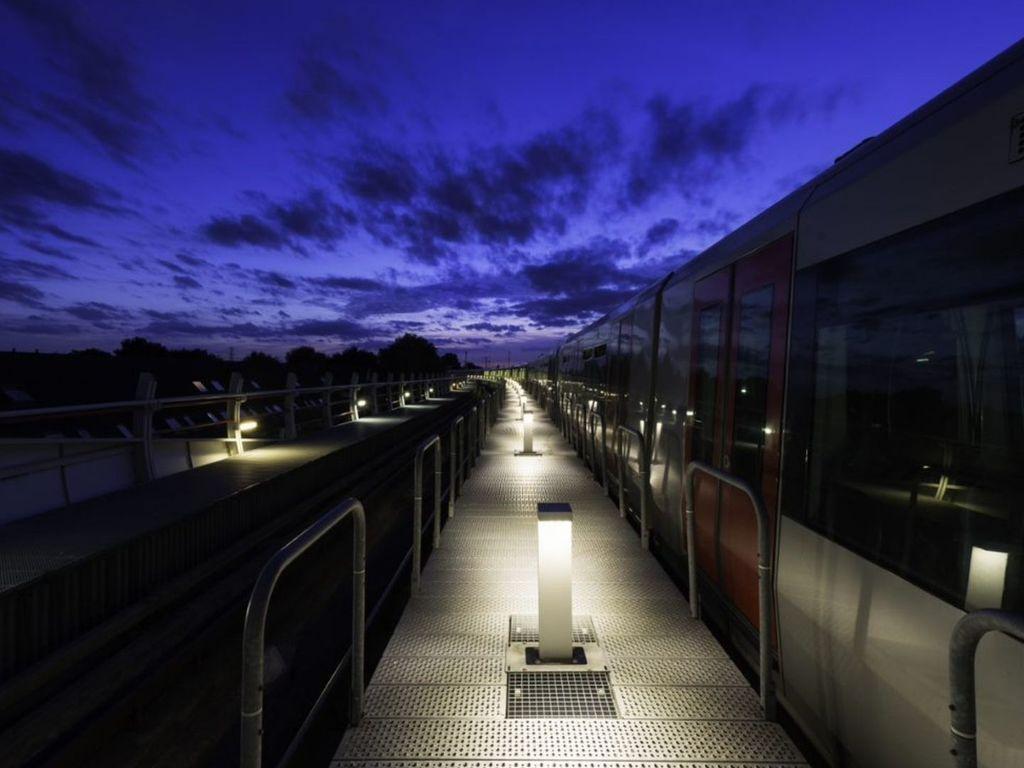 Metro Station De Akkers