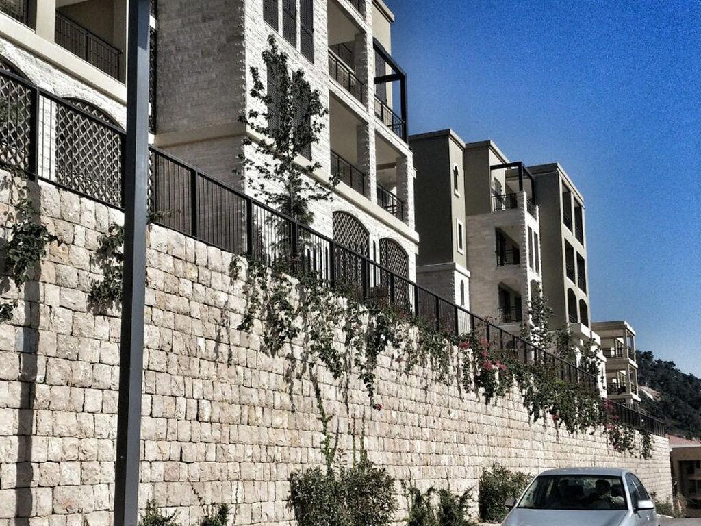 Beit Misk yol aydınlatma projesi