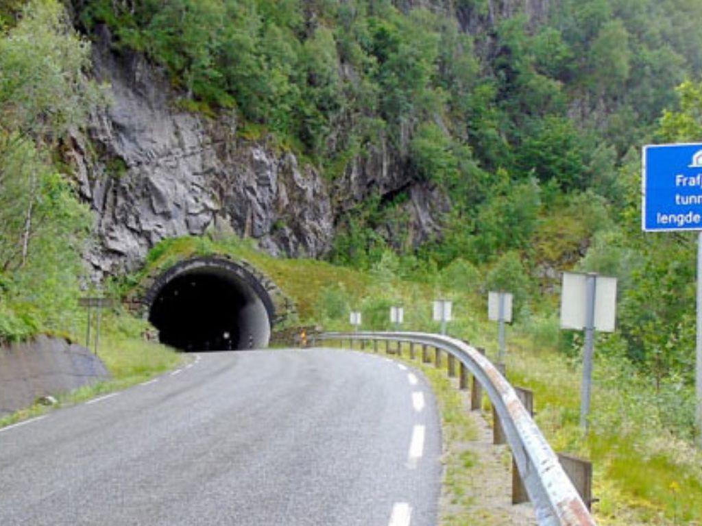Frafjurd Tünel Aydınlatması