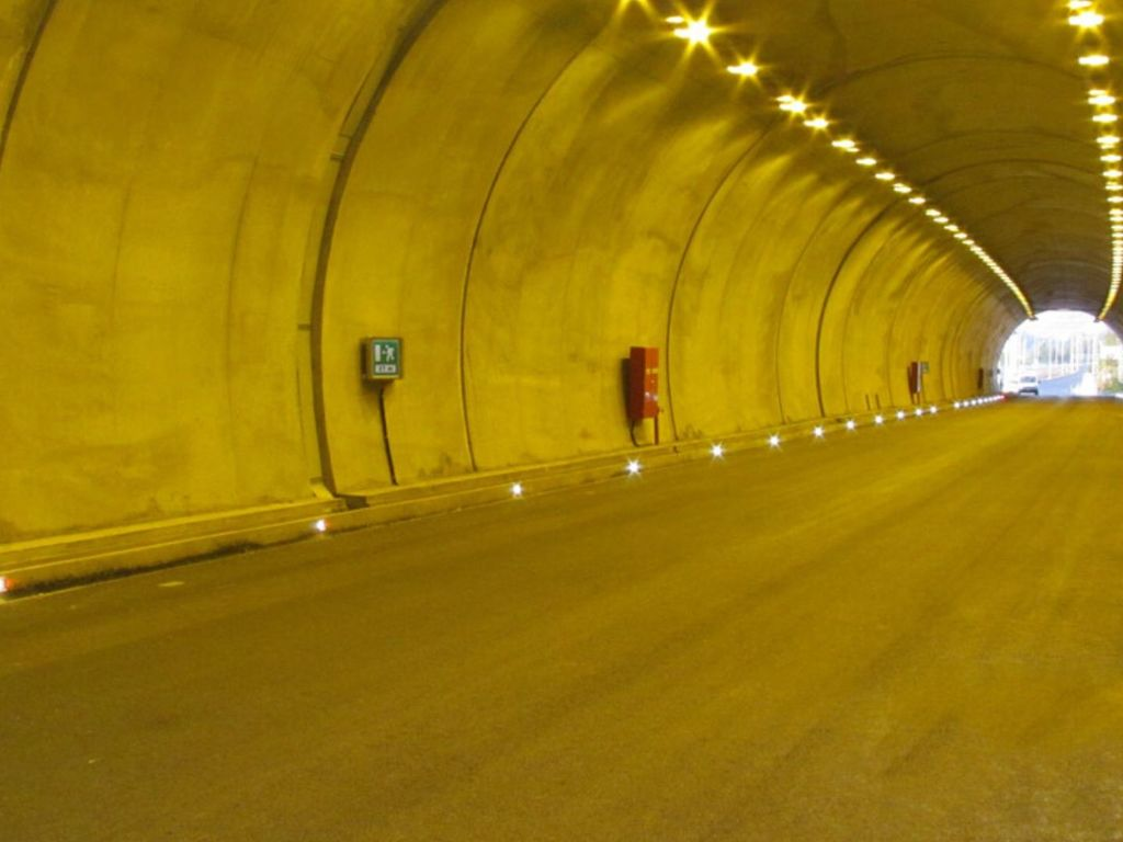 Artvin Ripaj Tunnel