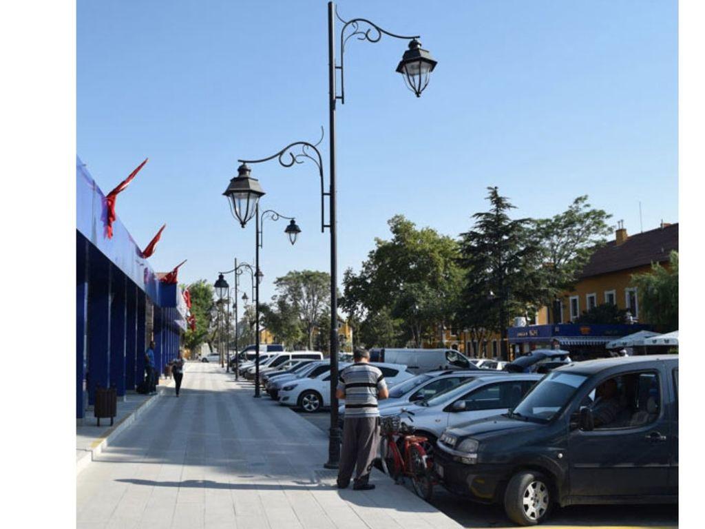 Konya Main Train Station