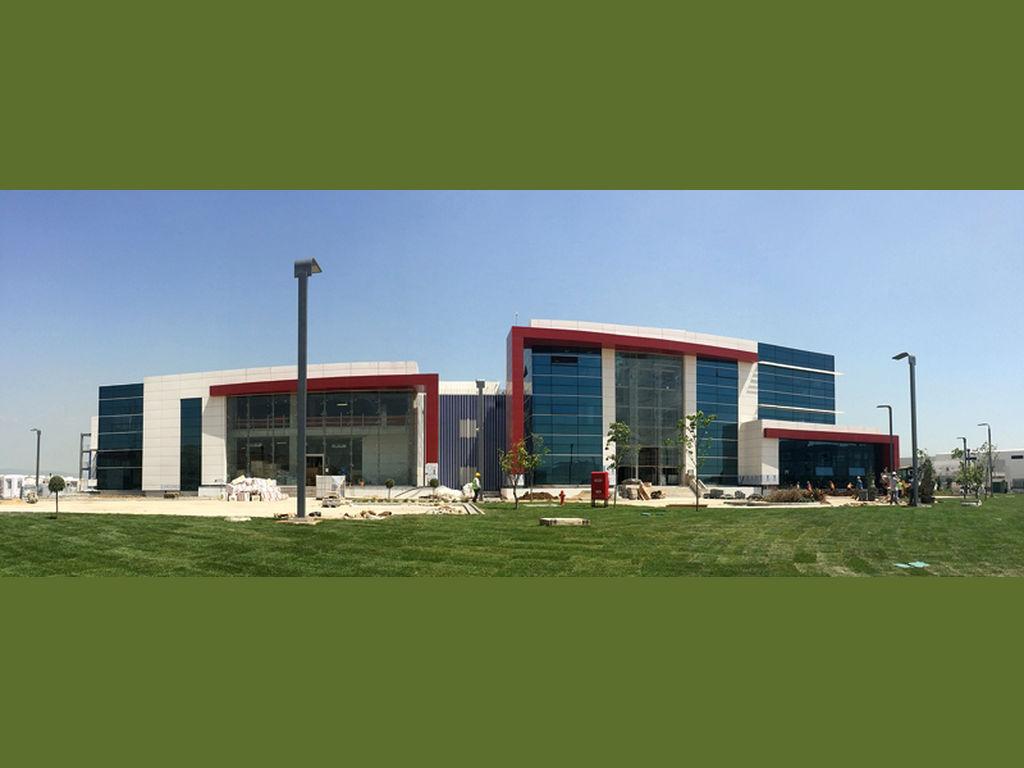 Santa Farma İlaç Fabrikası