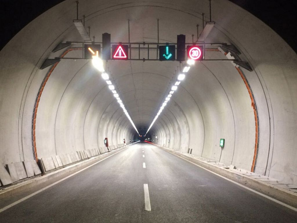 Sarsap-Çebiş Tünelleri